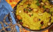 Recette de riz royal